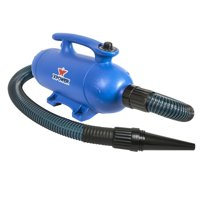 XPOWER Manufacture, Inc. XPOWER B-25 Pro Force Plus Double Motor 4 HP Professional Pet Grooming Dog Force Hair Dryer