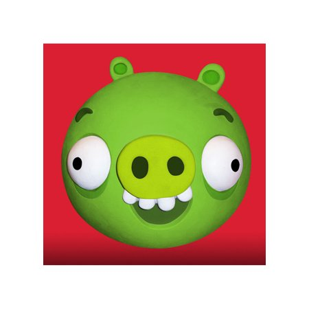 Angry Birds Minion Pig Latex Mask by Paper Magic Group - Angry Bird Masks