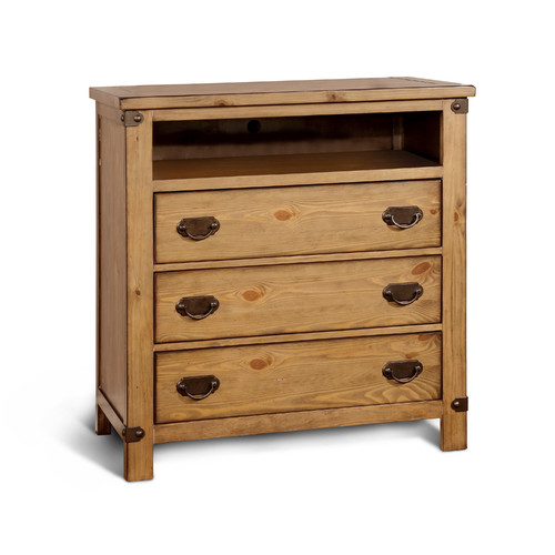 Hokku Designs Torrino 3 Drawer Dresser