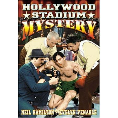 Hollywood Stadium Mystery (DVD) (Hollywood Alpha)