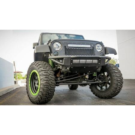 Addictive Desert Designs 07-18 Jeep Wrangler JK Venom Front Bumper