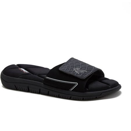 AND1 Men's Baller Slide Sandal