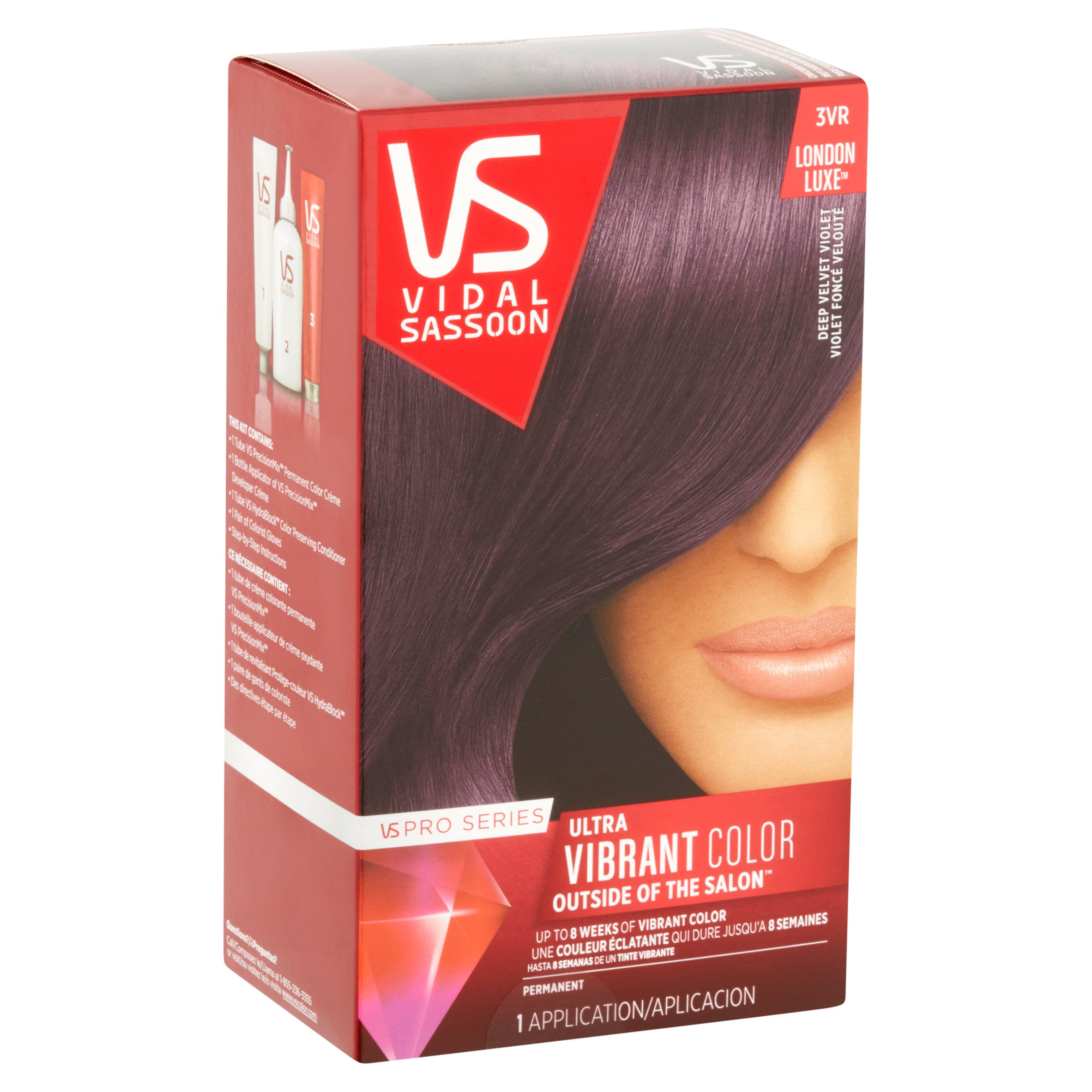 Vidal Sassoon London Luxe Pro Series 9wv Mulberry Street Blonde