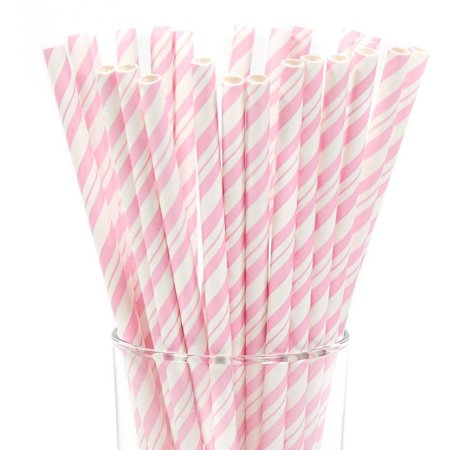 Vintage Paper Straws For Sale