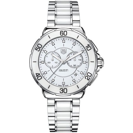 Tag Heuer Formula One Ceramic Ladies Watch CAH1211. BA0863