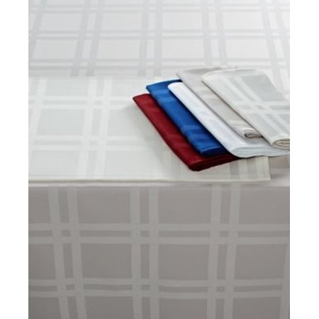 Martha Stewart Table Linens, Skylight Plaid Tablecloth 60
