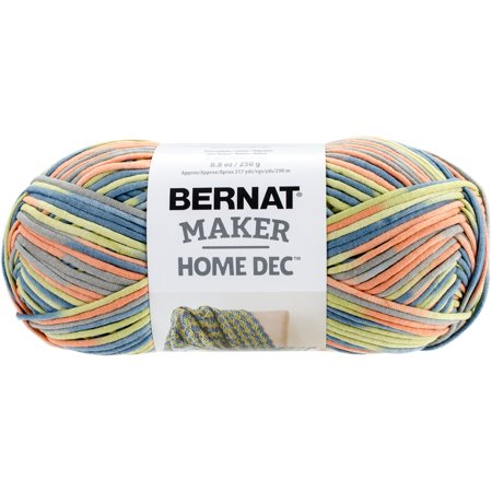 Bernat Maker Home Dec Yarn Retro Variegate