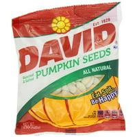 David Seeds, Pumpkin Seeds, 5-Ounce Bags