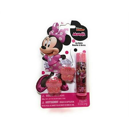 Minnie Lip Balm with Hair Clips - image 1 de 1