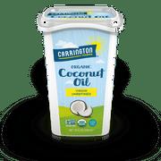 Carrington Farms 100% Organic Extra Virgin Coconut Oil, 25 fl oz