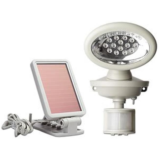 14 LED Solar-Power Motion-Activated Security Spotlight