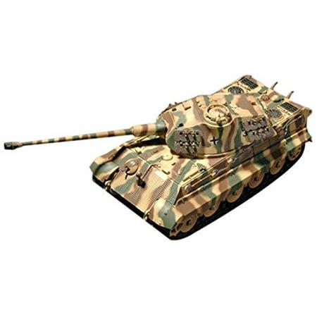 Trumpeter 1/72 Scale German SdKfz 182 King Tiger Tank (Porsche Turret) Model Kit ()