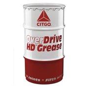 CITGO 655377001072 Grease, Petroleum/Mineral Oil, 120 lb.