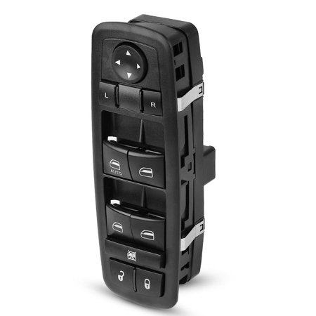 New Gm Power Window Switch - New Master Power Window Switch Driver Side For 08-12 Dodge Journey Jeep Liberty 2008 2009 2010 2011 2012