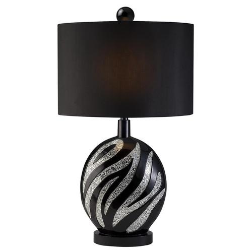 "Ore 31"" Zebra Table Lamp"