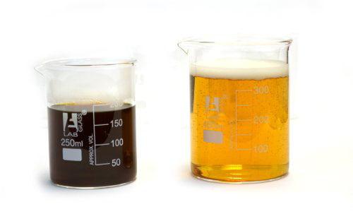 Eisco Labs Premium Beaker Glassware Set, 16-piece, (6) 13.5oz 400mL Glasses (10) 8.4oz... by EISCO
