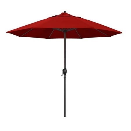 California Umbrella 9 ft. Sunbrella Designer Market Umbrella