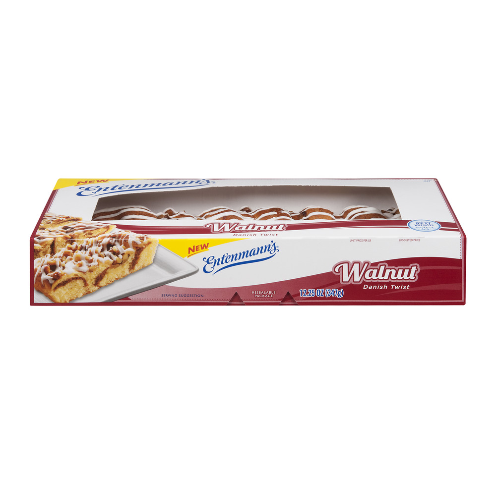 Entenmanns Softees Plain Donuts 12 Count