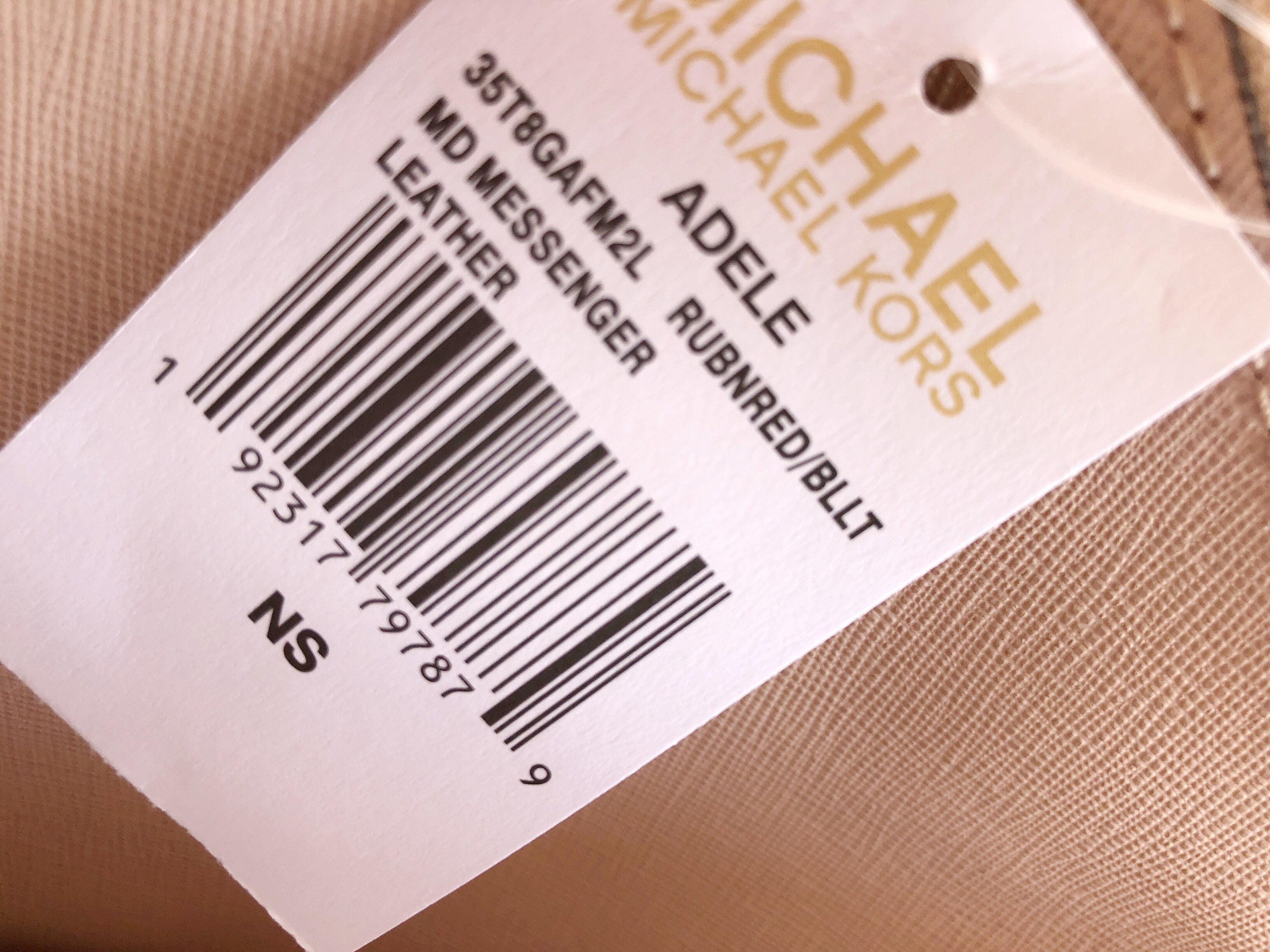 e12da6e2668a Michael Kors Adele Mercer Medium Messenger Bag Ruben Red Hot Pink -  Walmart.com