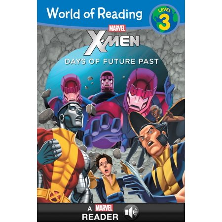 World of Reading X-Men: Days of Future Past -