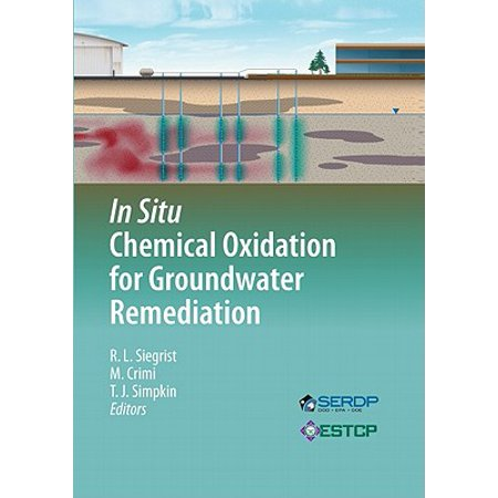In Situ Chemical Oxidation for Groundwater - Mold Remediation
