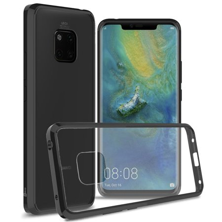 size 40 bf77c 152f2 CoverON Huawei Mate 20 Pro Case, ClearGuard Series Clear Hard Phone Cover -  Walmart.com