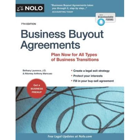 Business Buyout Agreements  Plan Now For All Types Of Business Transitions