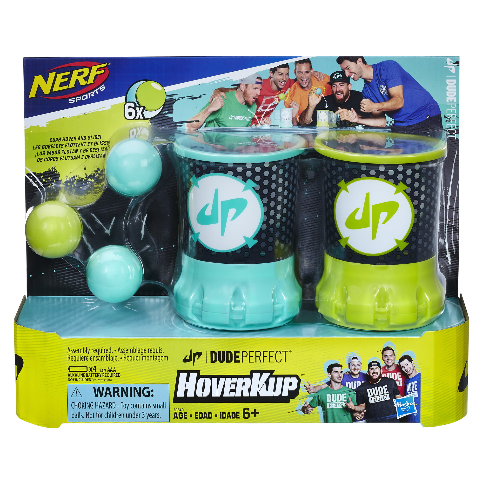 Nerf Sports Dude Perfect HoverKup by Hasbro