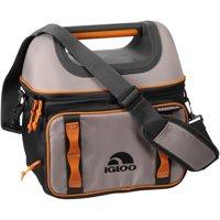 Igloo Hard Top Playmate Gripper? 22 Tan/Orange Cooler Bag