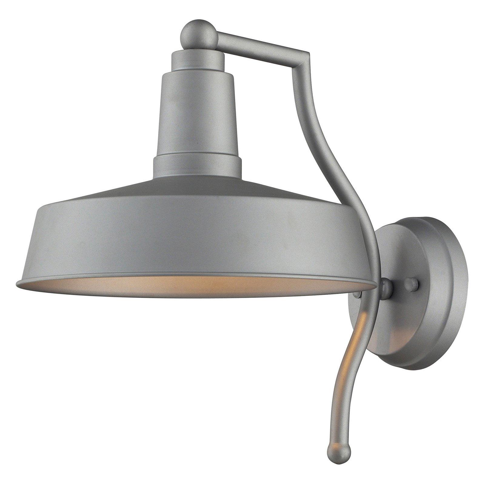 ELK Lighting Walden 65121-1 Sconce - 11W in. - Aged Pewter