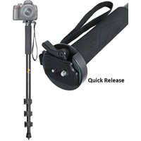 """Pro Heavy Duty 72"""" Monopod With Case For Canon PowerShot S120 A3500 SX170 IS SX260 SX230 HS SX150 SX130 IS A2500 A2600 A1400"""