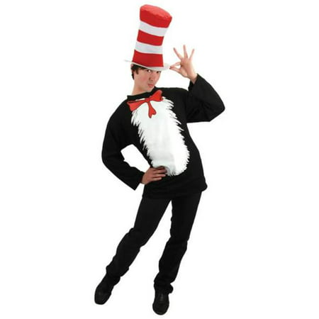 Dr Seuss Cat In Hat Shirt-Hat](Cat In The Hat Hats)