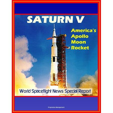 Saturn V: America's Apollo Moon Rocket - eBook