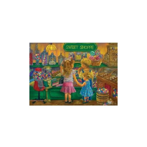 Sunsout Puzzle Company Candy Heaven Multi-Colored