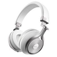 Bluedio T3(Turbine 3rd) Over-Ear Wireless Bluetooth Headphones (White)