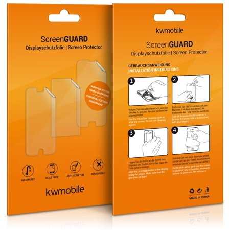 kwmobile Screen Protector for Garmin Vivoactive 3 - Protective Film for Fitness Tracker - image 4 of 5
