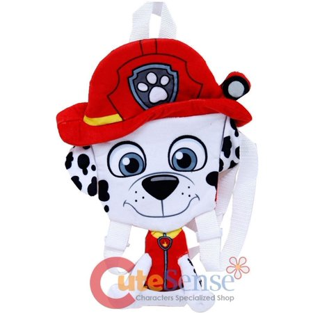 Paw Patrol Marshall Plush Doll Backpack 14