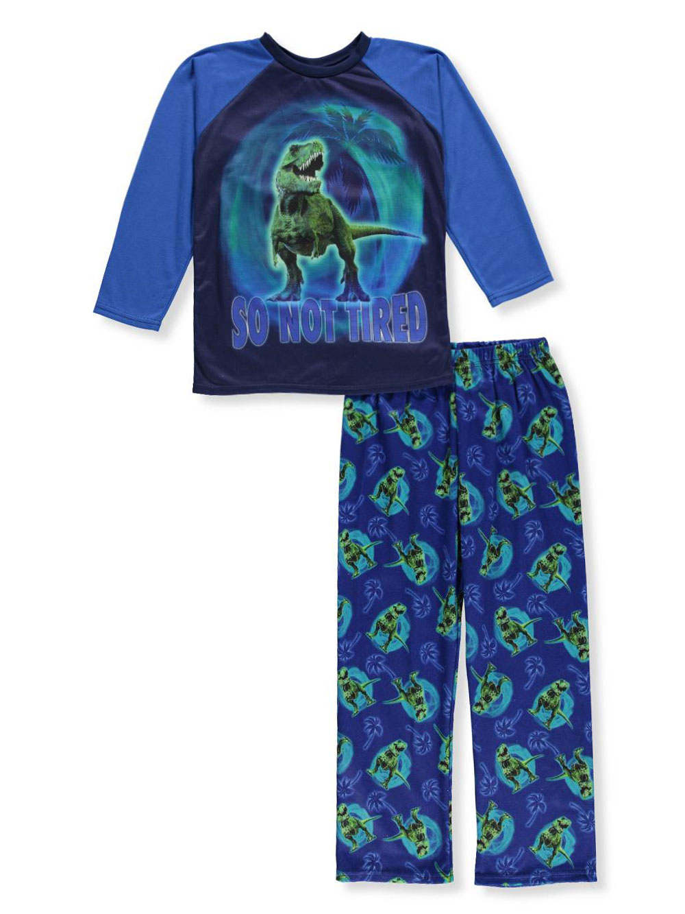 Quad Seven Boys' 2-Piece Pajamas
