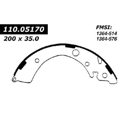 Acura Brake Shoes, Brake Shoes for Acura