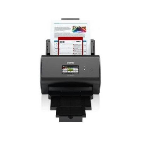 Brother Imagecenter Ads 2800W Wireless Sheetfed Scanner For Mid To Large Size Workgroups