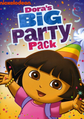 Doras Big Party Pack Walmartcom