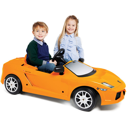 Toys Toys Lamborghini Gallardo EL 12V, Orange