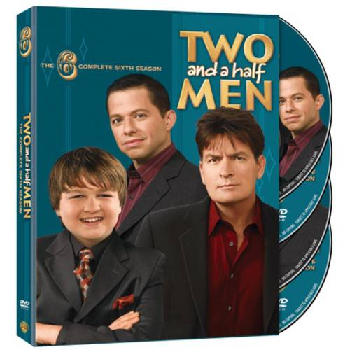 Two And A Half Men: The Complete Sixth Season (Widescreen)
