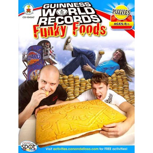 Guinness World Records Funky Foods
