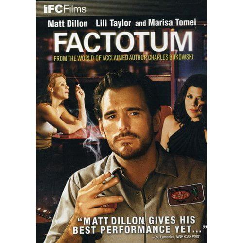 Factotum (Widescreen)