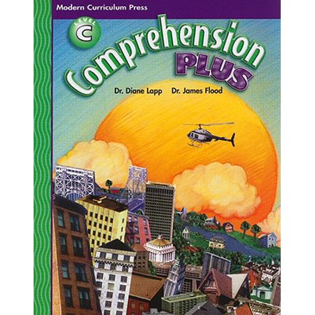 Retired 2001 Edition (Comprehension Plus, Level C, Pupil Edition, 2001 Copyright )