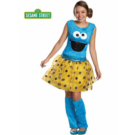 Cookie Tween Deluxe Costume for Girls](Coustumes For Girls)
