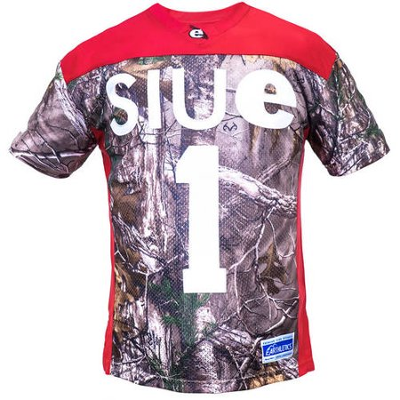 NCAA Southern Illinois Youth Realtree Game Day Jersey