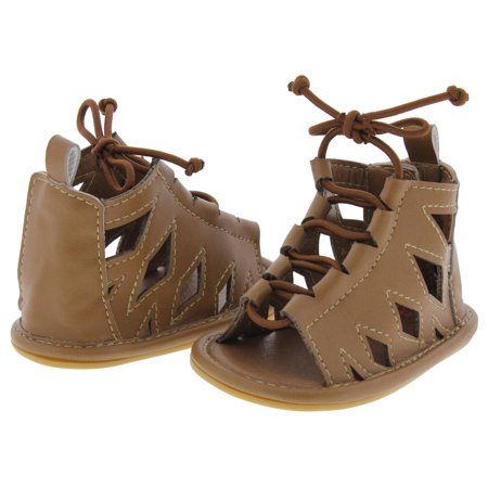 Guille Gladiator Lace Up Sandals