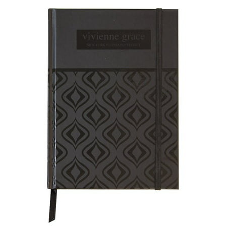 Vivienne Grace 7 x 5 inch Business Notebook Journal, Assorted Designs